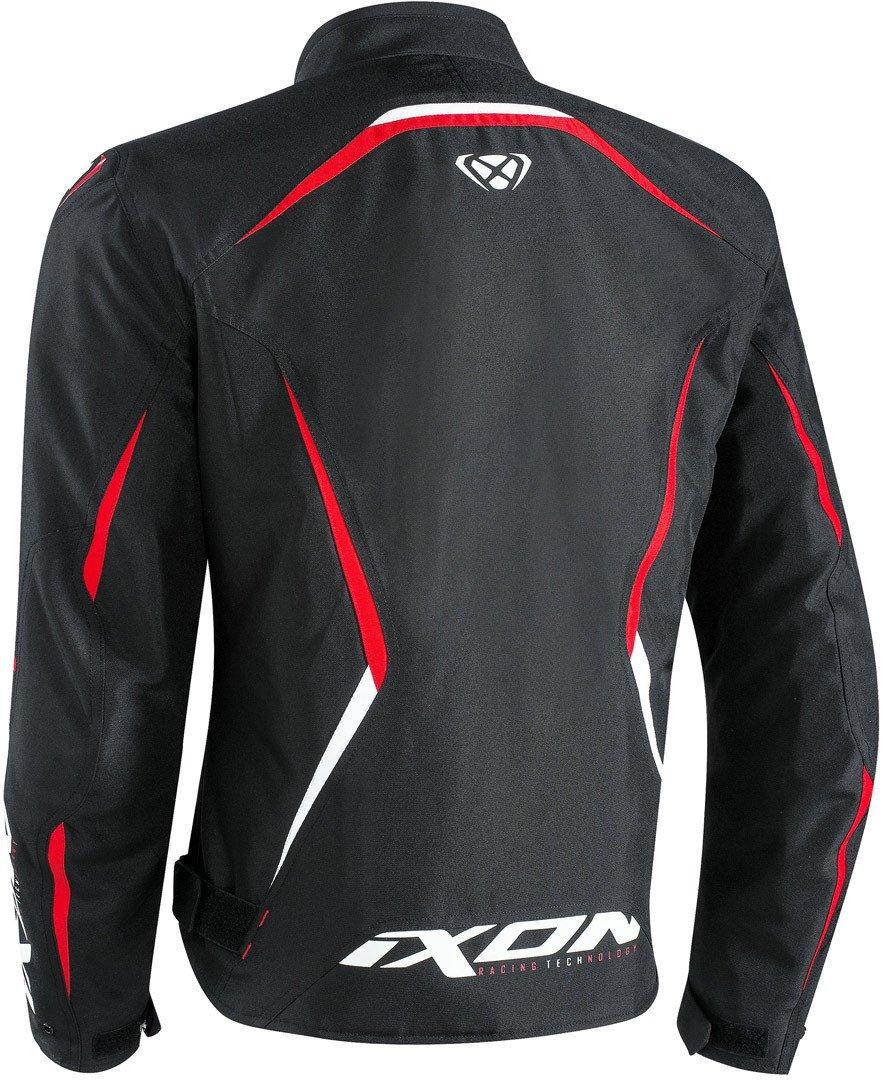 M Ixon Blouson moto Sprinter NOIR//BLANC//ROUGE Noir//Blanc//Rouge