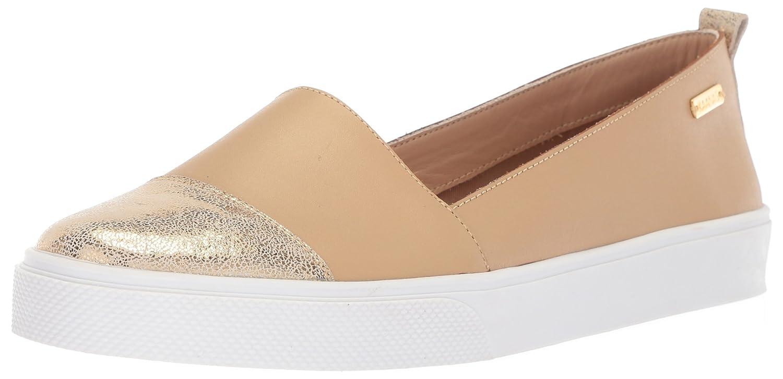 KAANAS Women's Serengeti Fashion Shoe Slip On Casual Sneaker B076FFRBLN 5 B(M) US|Almond
