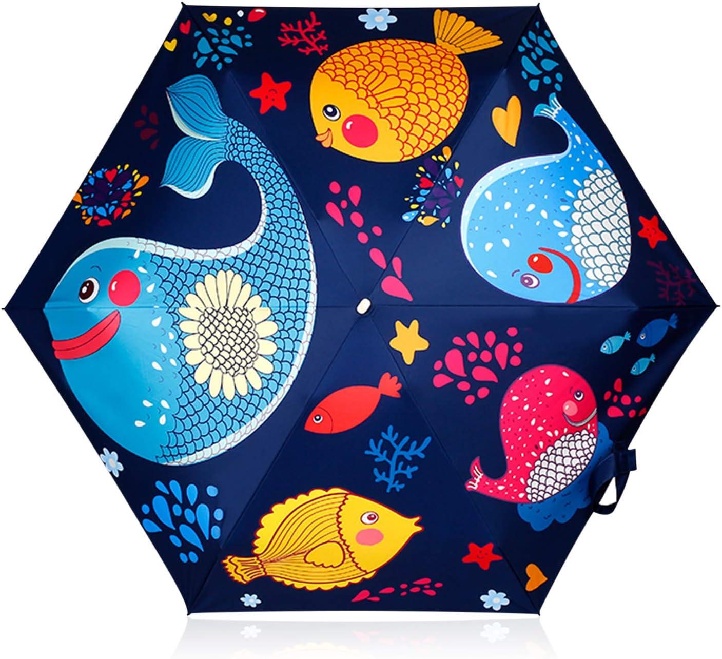 Long parapluie pour enfant Kid Girl Boy Baby pour Rain Cartoon Minnie Out