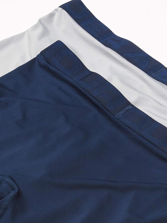 Under Armour Mens Tech Mesh 9-inch Boxerjock 2-Pack Underwear