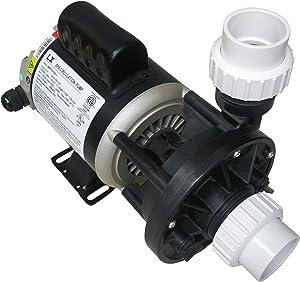 """KL KEY LANDER Hot Tub Spa Circulation Pump; 48Frame LX Motor (115V OR 230V/60Hz); 1.5"""" Port; OEM Model # 48WTC0153C-I"""