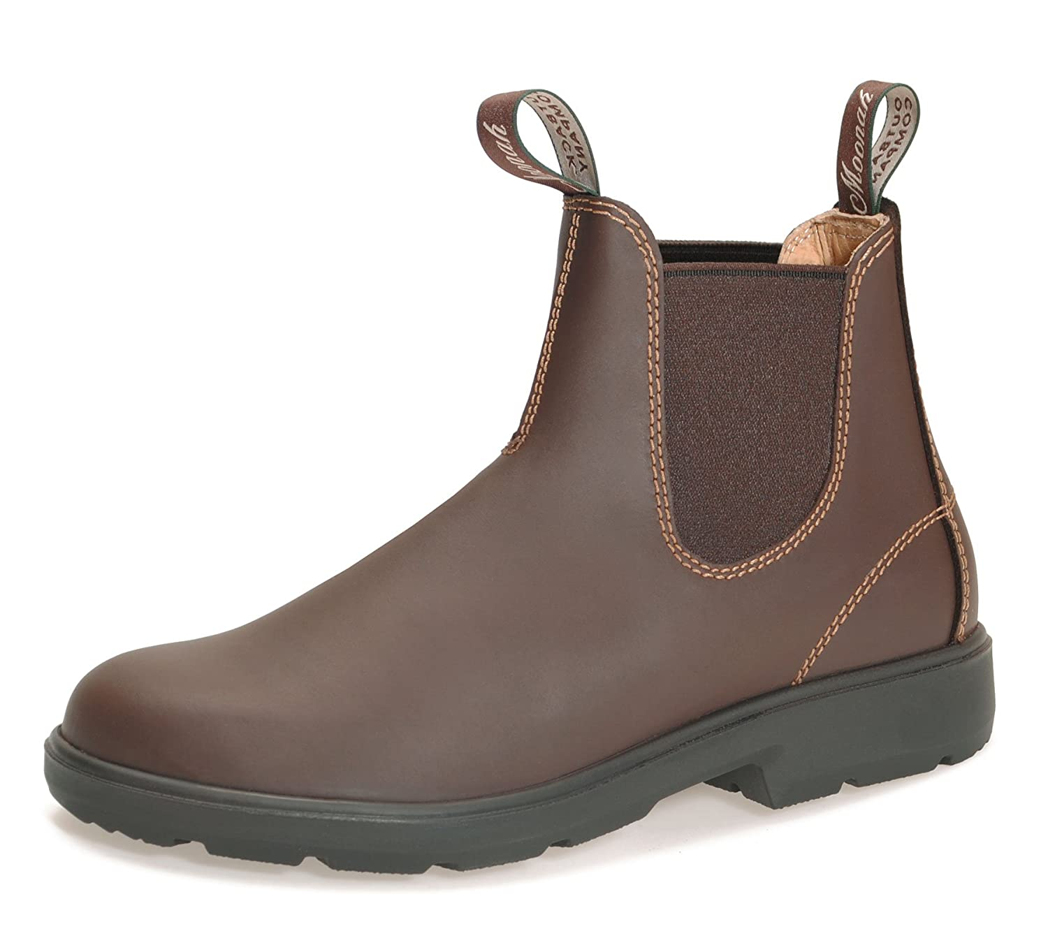 MOONAH Ladies' Town & Country Chelsea Stiefel Light   Chestnut