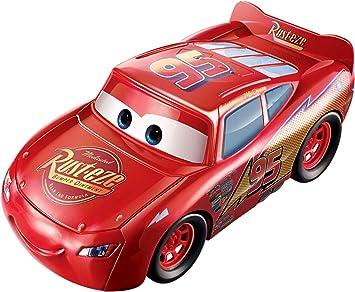 Cars Disney 3 - Rayo Mcqueen Coche Pista 2 en 1 (Mattel DVF38): Amazon.es: Juguetes y juegos