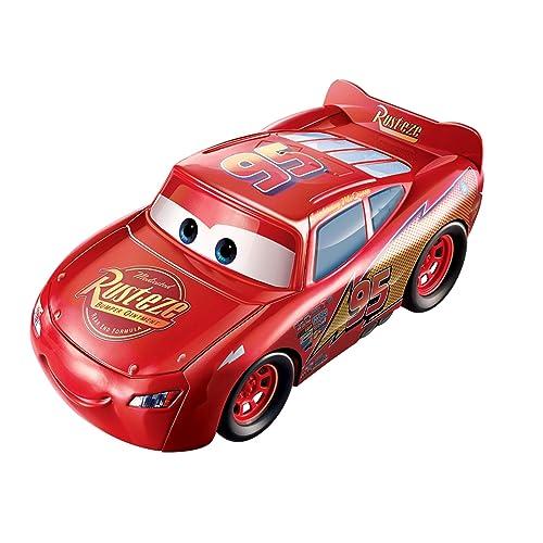 Cars - DVF38 -  McQueen Transformation