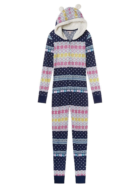 613f0680403a6 Victoria's Secret PINK Onesie Pajamas