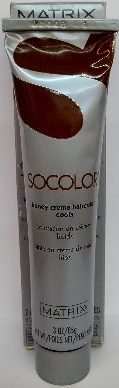 Amazon Socolor By Matrix Honey Creme Hair Color Cools