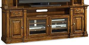 Hooker Furniture Tynecastle Entertainment Console, Medium Wood
