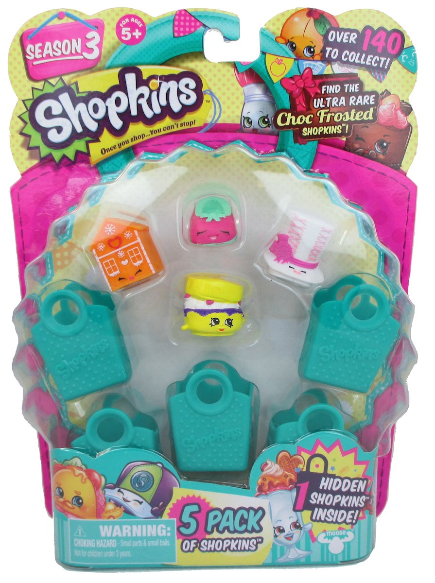 Shopkins Season B014TWNGGY 3 46 (5 Pack) Set 46 Season B014TWNGGY, シュガーオンラインショップ:58962028 --- arvoreazul.com.br