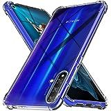 Ferilinso Funda para Huawei Nova 5T / Honor 20 / Honor 20S Carcasa, Ultra [Slim Thin] Resistente a los arañazos TPU Caucho Piel Suave Silicona Funda Protectora para Funda