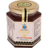 100% Natural and Healthy Organic Bee Honey, Raw Unprocessed Pure Shahad with no preservatives, No Artificial Color & No added sugar - 325 Gram