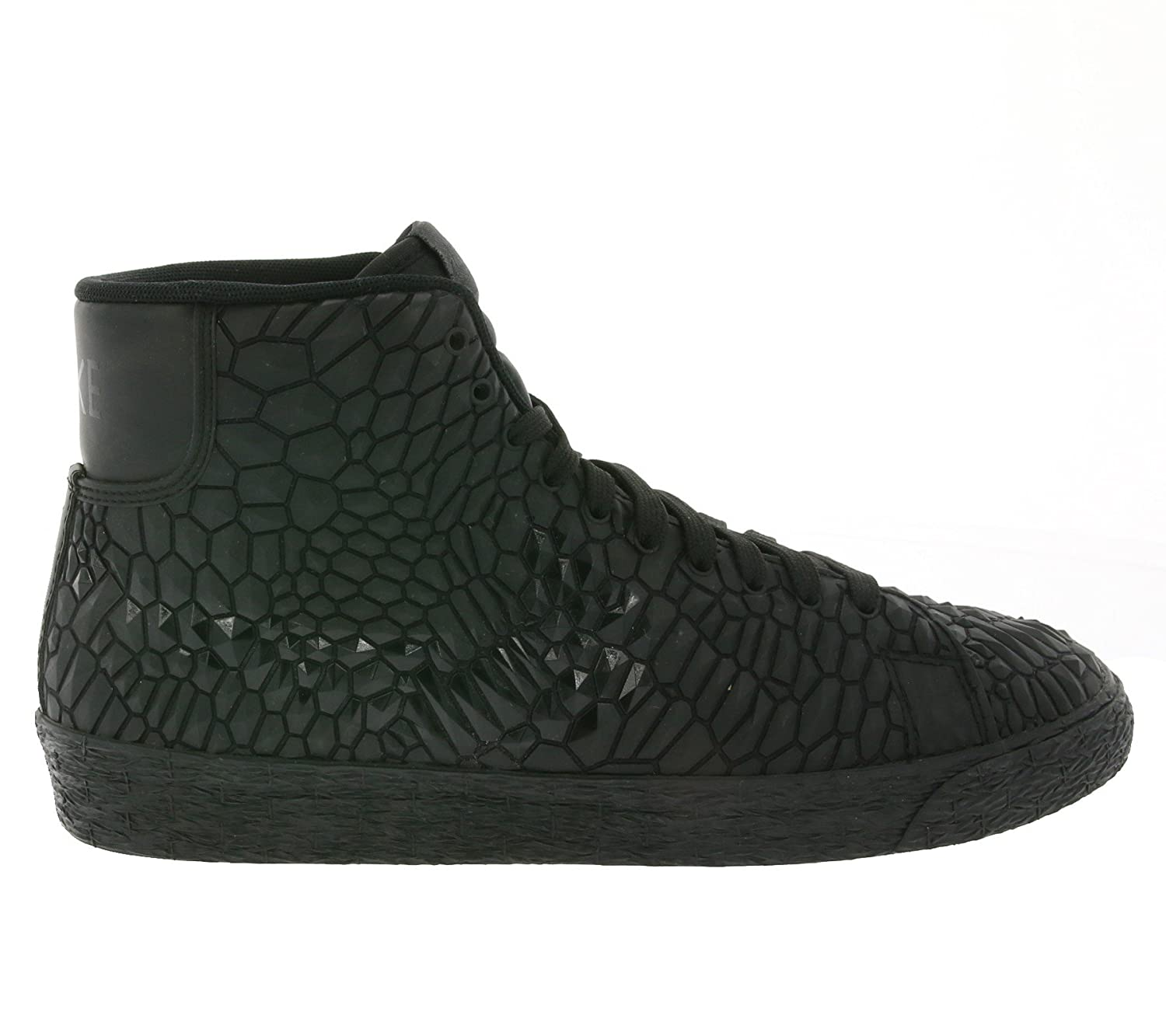 big sale 70ade 712bc NIKE Blazer MID DMB W Womens Sneaker Black 807455 001, Size40  Amazon.co.uk Shoes  Bags
