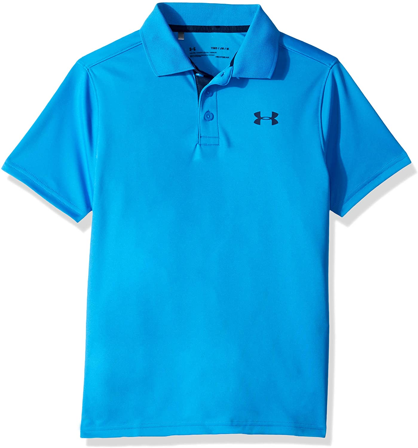 Under Armour Performance Polo Camiseta, Bebé-Niños: Amazon.es ...
