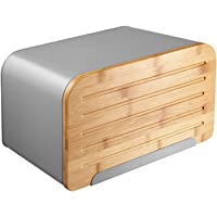 Caja para pan Ambition Nordic con tabla para cortar pan