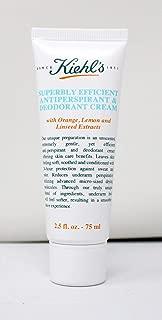 product image for Kiehl's Superbly Efficient Anti-Perspirant & Deodorant Cream 75ml/2.5oz
