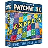 Patchwork Express for Two Players Board Game