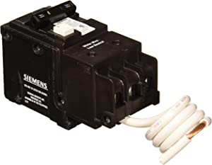 Siemens QF230AP 30 Amp, 2 Pole, 120/240V Ground Fault Circuit Interrupter with Self Test and Lockout Feature