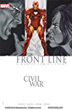 Civil War: Front Line Vol.2: Front Line Bk. 2 (Front Line Book)