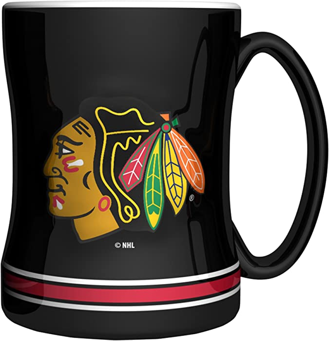 The Best Blackhawks Oven Mitt