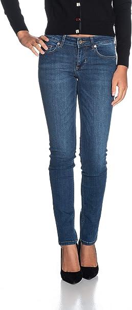 Liu Jo Jeans Bottom Up Magnetic Jeans Slim Donna