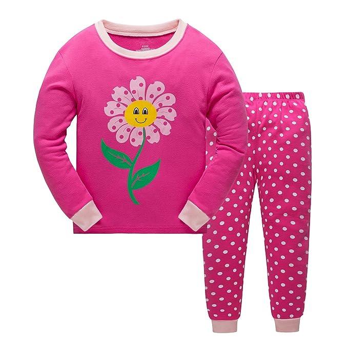 cd4740835cf7 Amazon.com  Babytree Kids Girls Toddler Pink Sunflower Costume 100 ...