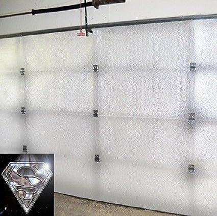 Golf Cart Reflective Foam Core Garage Door Insulation Kit Fits 5x7