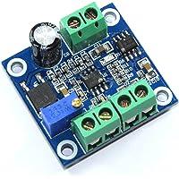 LC tecnología LM331frecuencia a voltaje convertidor 1kHz 10V