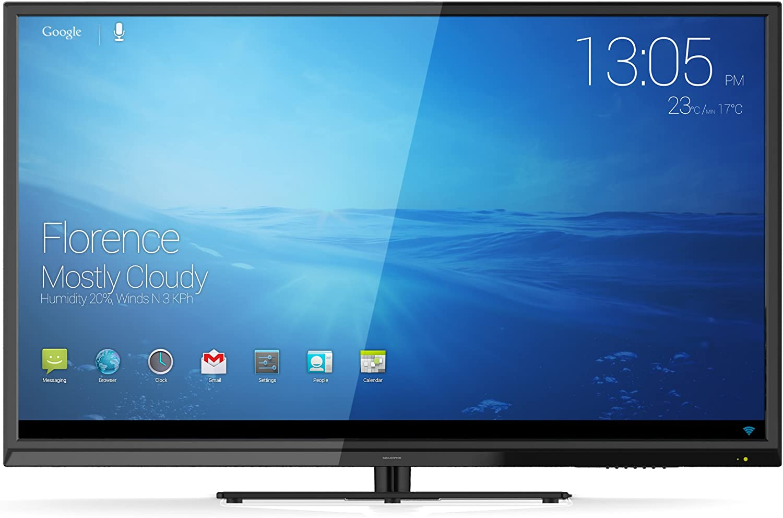 SMART TV 42 LED F-HD USB/HDMI C/FUNZ.PC-ANDROID.4: Amazon.es: Electrónica
