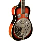 Gold Tone Paul Beard Signature Series PBS-M Squareneck Resonator Guitar (Vintage Mahogany),Natural