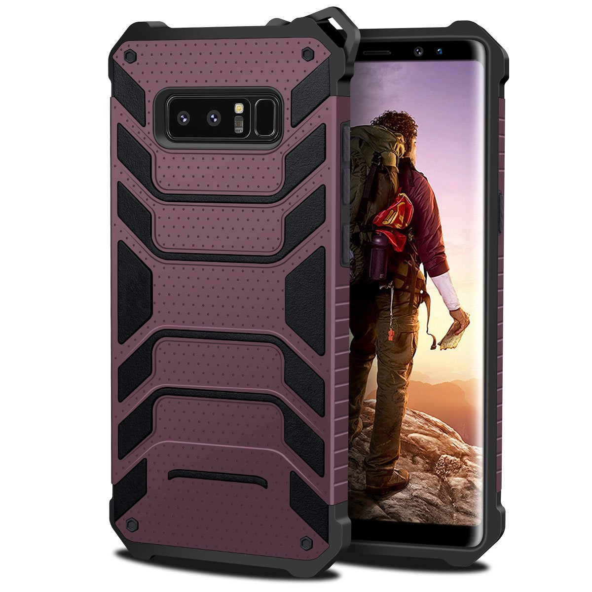 Amazon.com: baobeir Samsung Galaxy Note 8 Funda, diseño ...
