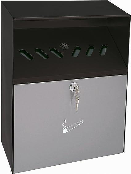 Tapas de acero negro con revestimiento de polvo Tama/ño y n/úmero a elegir
