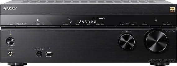Sony STR-DN1080 7.2-ch Surround Sound Home Theater AV Receiver: 4K HDR