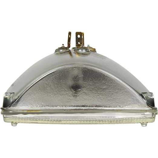 Amazon.com: SYLVANIA H4666 XtraVision Halogen Sealed Beam Headlight 100x165, (Contains 1 Bulb): Automotive