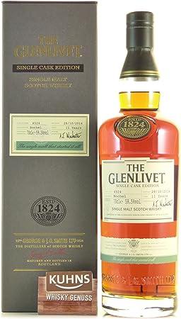 The Glenlivet 11 Year Old Bochel - Single Cask Edition Single Malt Whisky