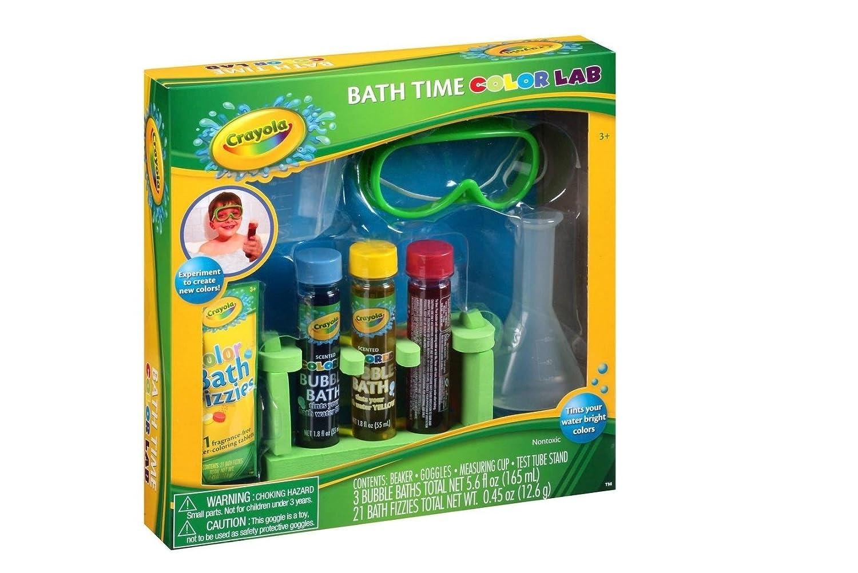 Amazon.com: Crayola Bath Time Color Set: Toys & Games