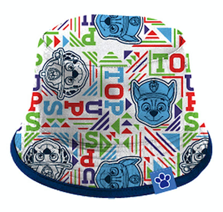 Paw Patrol Boys Bucket Hat Size Size 4-6X Gertex