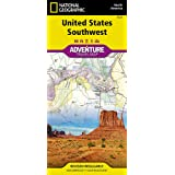 United States, Southwest (National Geographic Adventure Map (3121))