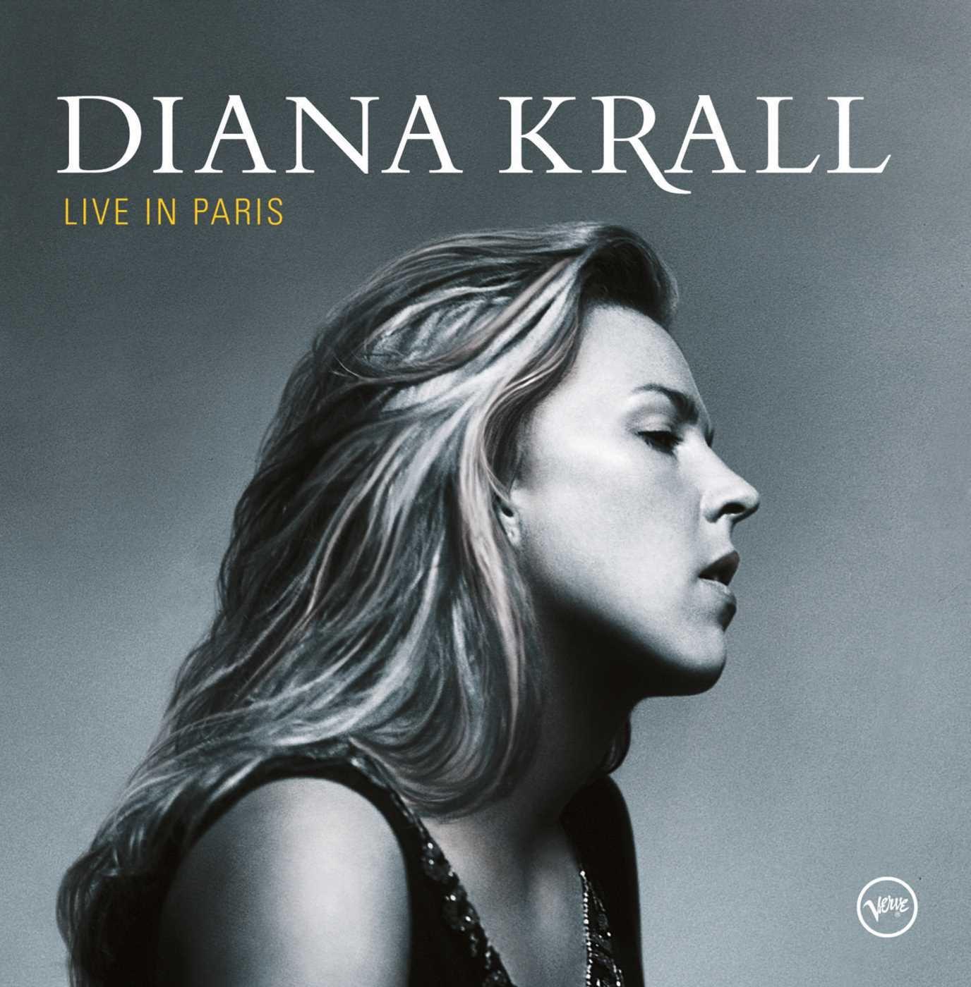 CD : Diana Krall - Live in Paris