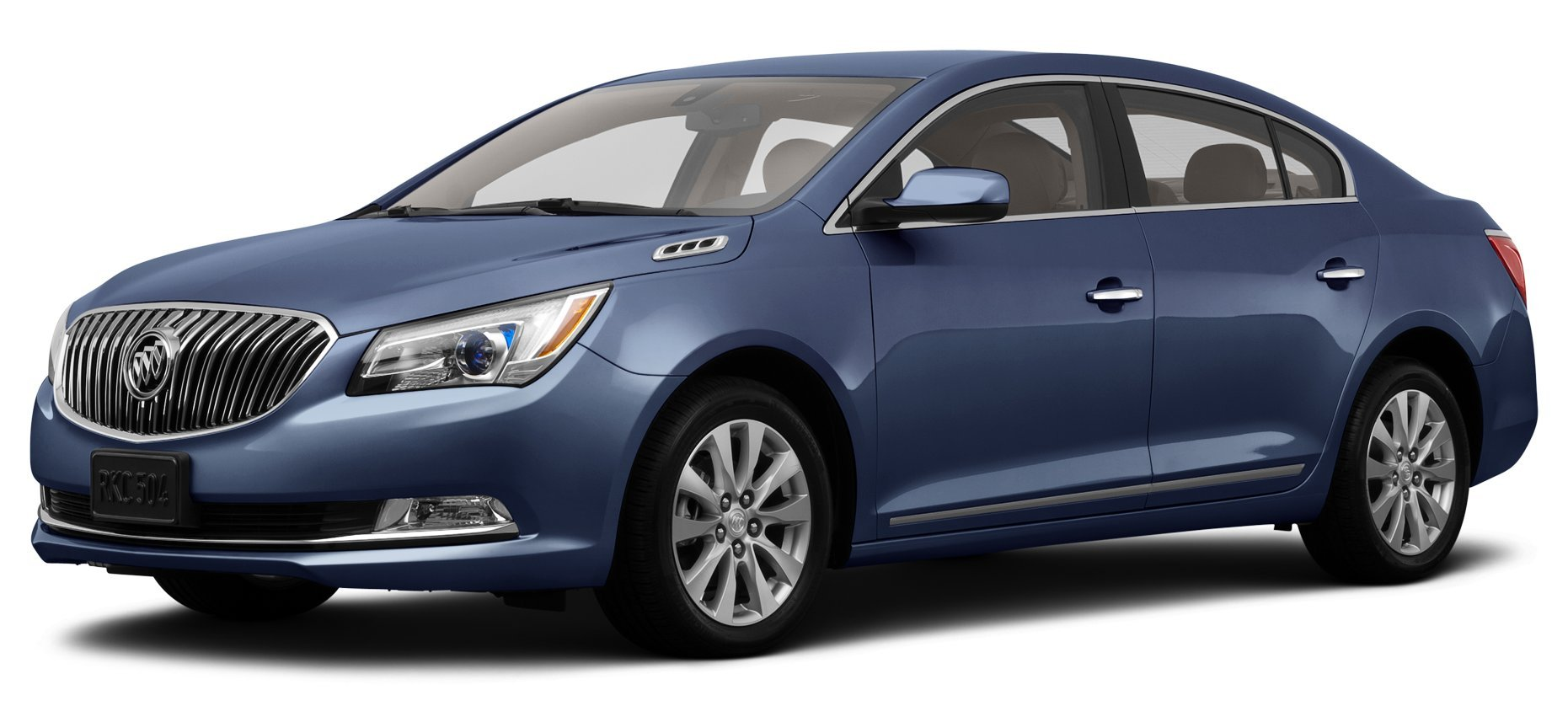 Buick LaCrosse: Front Storage