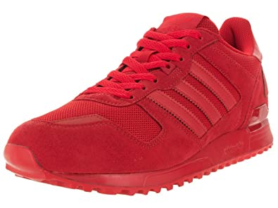 Adidas Men's Zx 700 Originals Red/red/red Skate Shoe ...