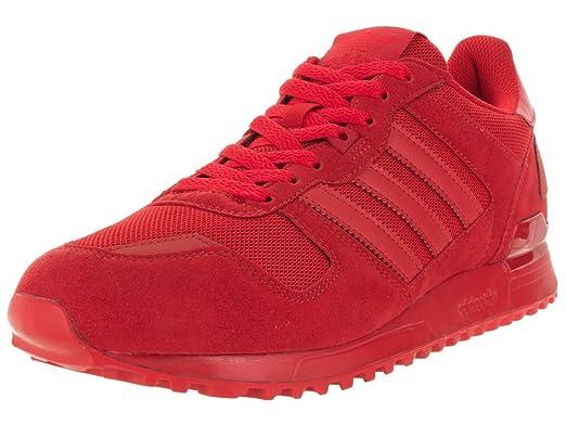 Adidas Men\u0027s Zx 700 Originals Red/red/red Skate Shoe ...