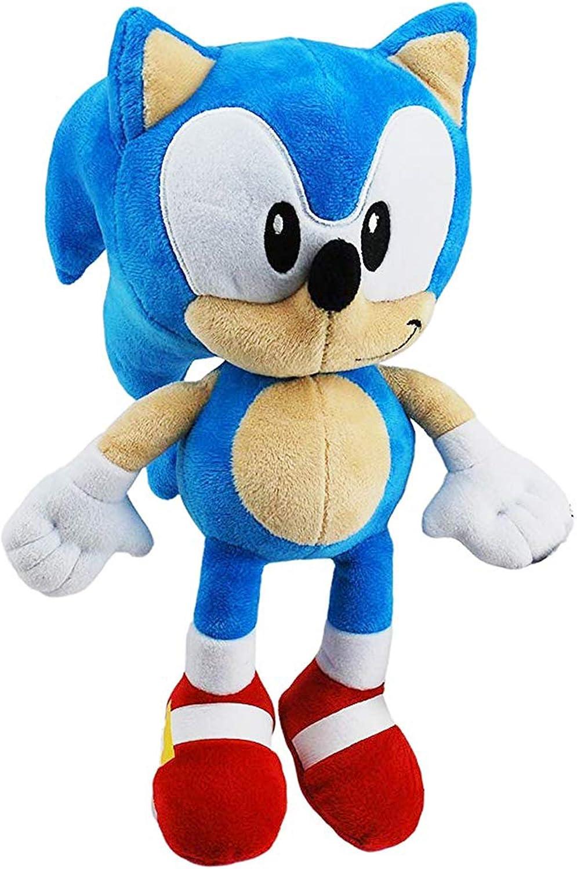 NADA HOME Peluche Sega di Sonic The Hedgehog Pupazzo del Videogame per...