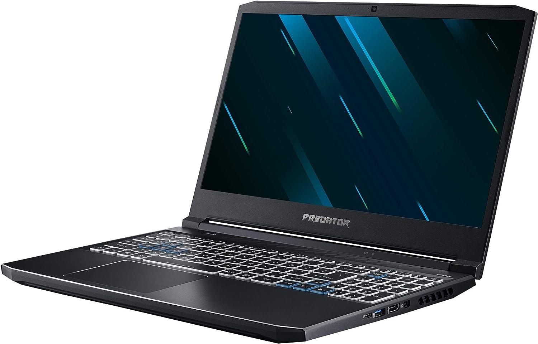 2021 Acer Predator 15.6 Inch 144Hz FHD 1080P Gaming Laptop, Intel Core i7-10750H up to 5.00 GHz, RTX 2060 6GB, 32GB RAM, 1TB SSD (Boot) + 1TB HDD, Backlit KB, Win10 + NexiGo Wireless Mouse Bundle