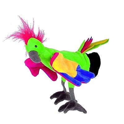 beleduc Parrot Hand Puppet