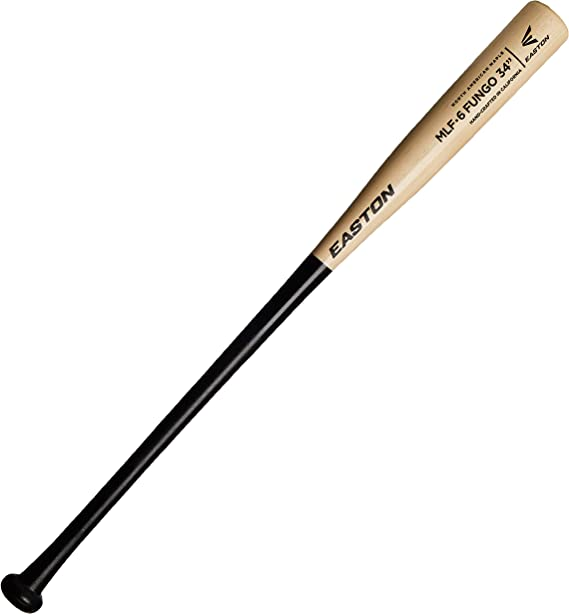 35 Inch Wood Bat USA Softball Bownet Fungo