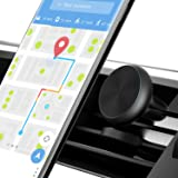 Manords Magnetic Air Vent Car Phone Mount, Universal Stylish Car Cell Phone Holder Compatible for iPhone XsMax Xs X 8…