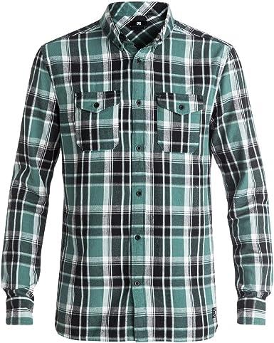 DC Shoes Reedsbirg - Camisa De Manga Larga para Hombre EDYWT03132: Amazon.es: Ropa y accesorios