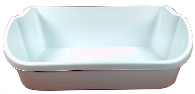 Refrigerator Gallon Door Bin, White for Frigidaire, AP2116036 PS430121 240356401