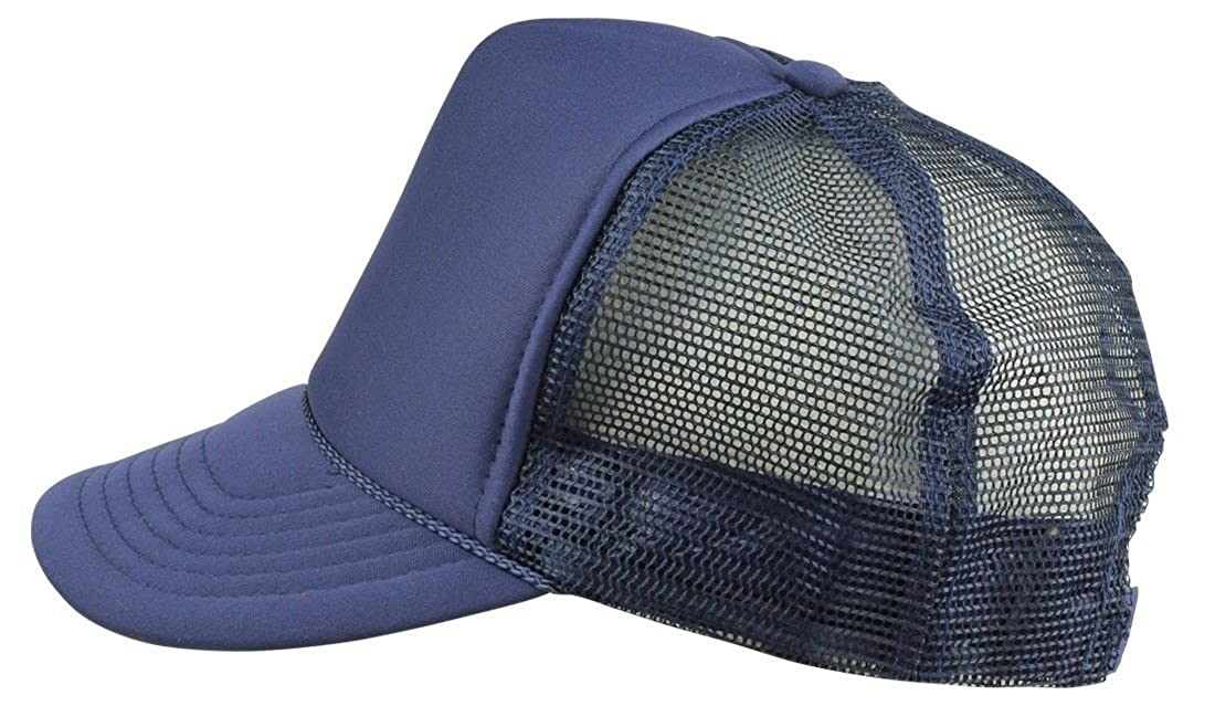 ImpecGear 2 Packs Youth Kids Baseball Caps Trucker Hats Mesh Cap 2 for Price of 1