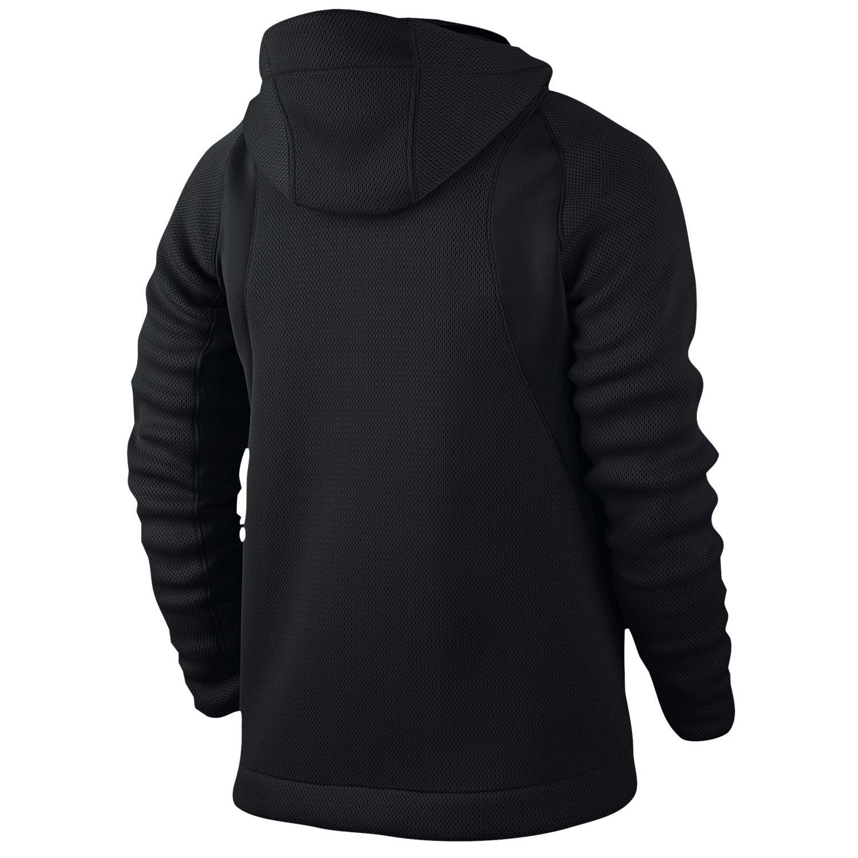 9f6b066c2ecf Amazon.com  Nike Hyper Mesh Elite Full Zip Hoodie
