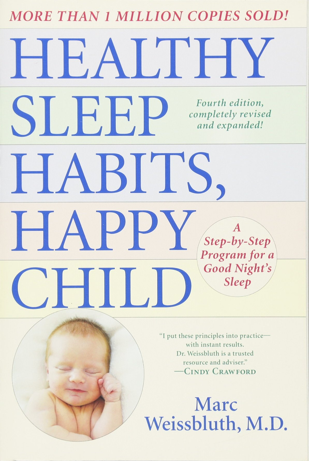 Healthy Sleep Habits, Happy Child, 4th Edition: A Stepbystep Program For  A Good Night's Sleep: Marc Weissbluth Md: 9780553394801: Amazon: Books
